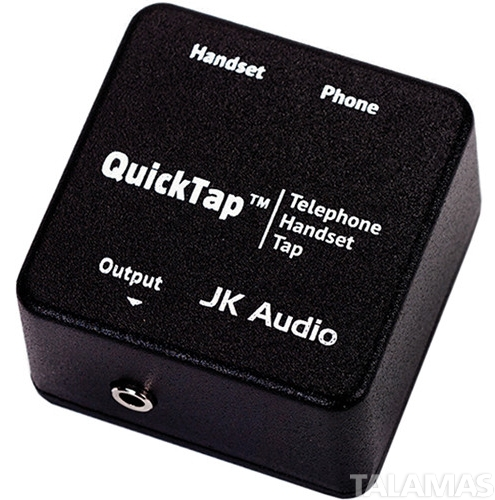 JK Audio Quicktap, Telephone Handset Tap