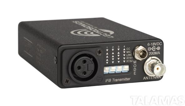 Lectrosonics IFBT4 Frequency-Agile Compact IFB Transmitter Block 20