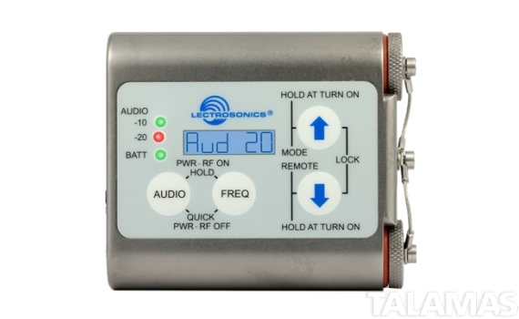 Lectrosonics WM Water-Tight Transmitter,