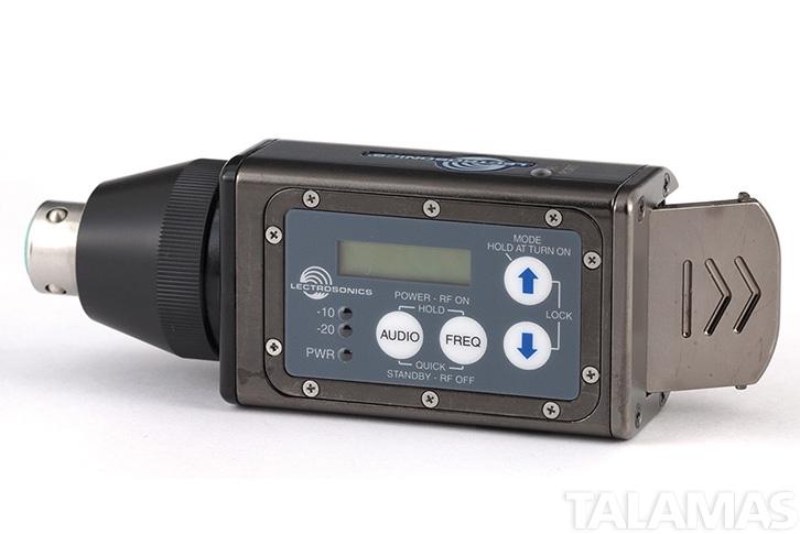 Lectrosonics HMa Wideband Plug on Transmitter, A1
