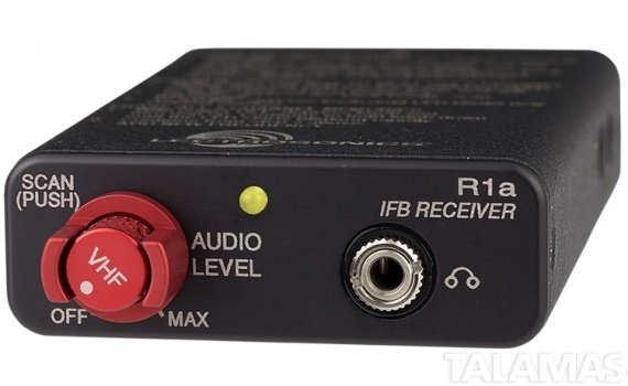 Lectrosonics  IFBR1A-VHF beltpack Receiver VHF 174-216 MHZ