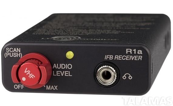 Lectrosonics  IFBR1A-VHF beltpack Receiver VHF 174-216 MHZ