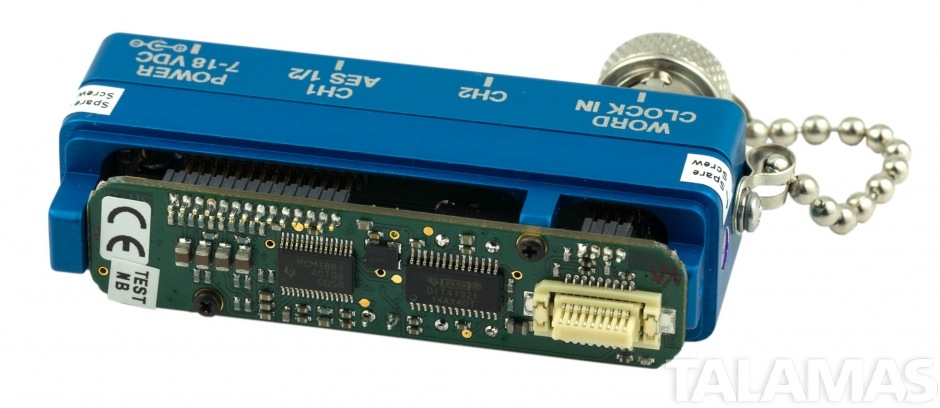 Lectrosonics SRAES3 AES Adapter Plate