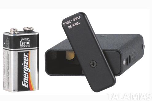 Lectrosonics IFBR1a UHF Belt-Pack Receiver Block 19