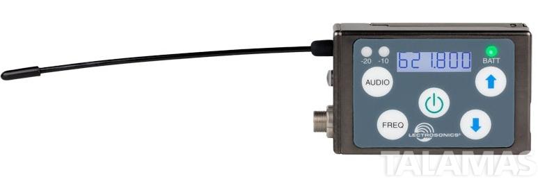 Lectrosonics SSM Micro Beltpack