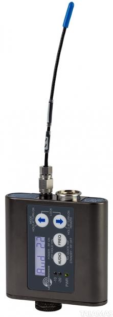 Lectrosonics SMQV Super Miniature Beltpack Transmitter