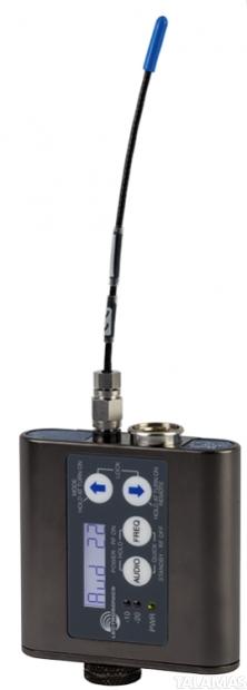 Lectrosonics SMQV Super Miniature Beltpack Transmitter, Block 21