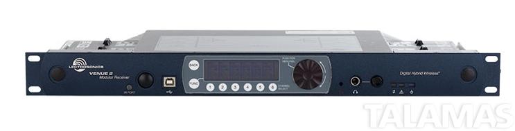 Lectrosonics Venue 2 Six Channel Modular Receiver