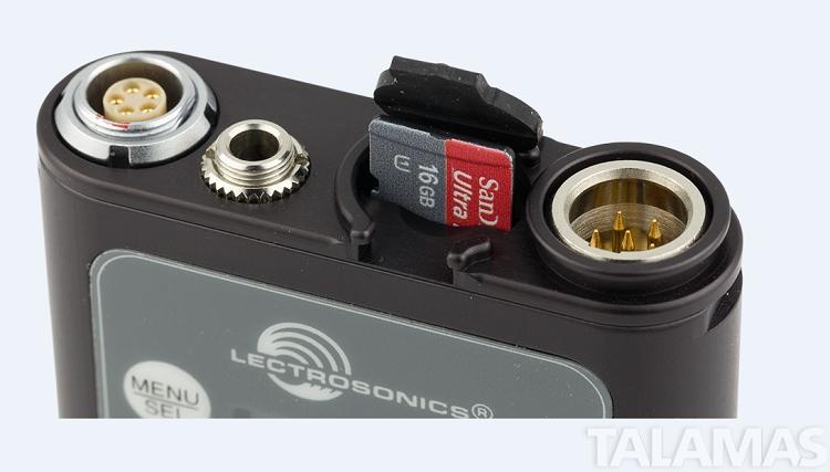 Lectrosonics MTCR Miniature