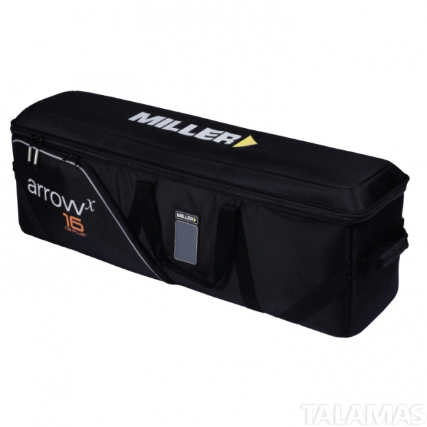 Miller System Arrowx 3 2-Stage AL w/Sprinter II Aluminum Tripod