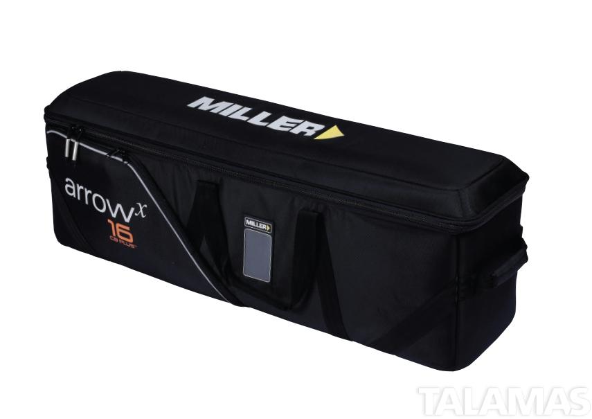 Miller System Arrowx 3 Solo 100 3-Stage CF w/Solo 100 Carbon Fiber Tripod