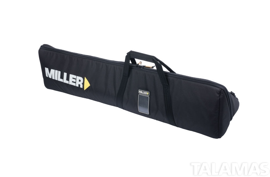 Miller Air Tripod System 1-Stage AL w/ Toggle Aluminum Tripod
