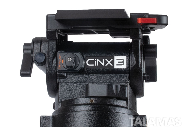 CiNX 3 HDC 100 1 Stage Alloy