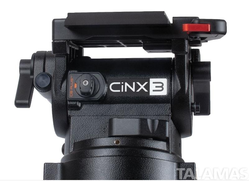 Miller CiNX 3 HDC 150 1 Stage Alloy