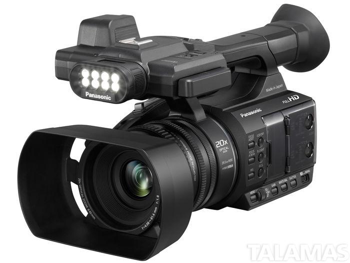 Panasonic AVCCAM Handheld Camcorder