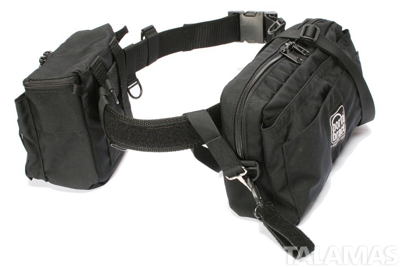 PortaBrace BP-2 Waist Belt Production Pack BLACK