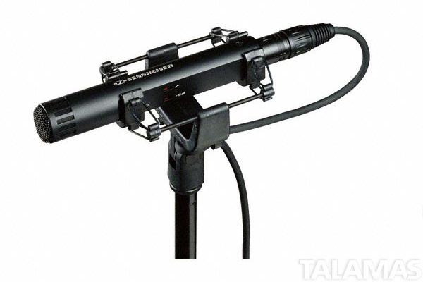 Sennheiser MKH40p48 Cardioid Condenser Shotgun