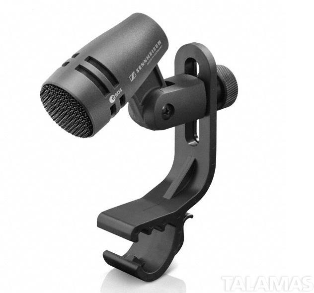 Sennheiser E604 Cardioid dynamic mic with stand mount