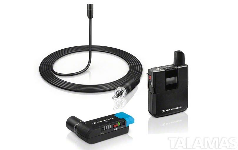Sennheiser AVX Lavalier Set with MKE2