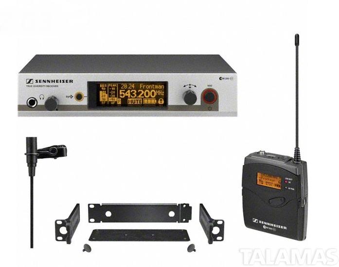 Sennheiser EW312G3-A Wireless Bodypack System