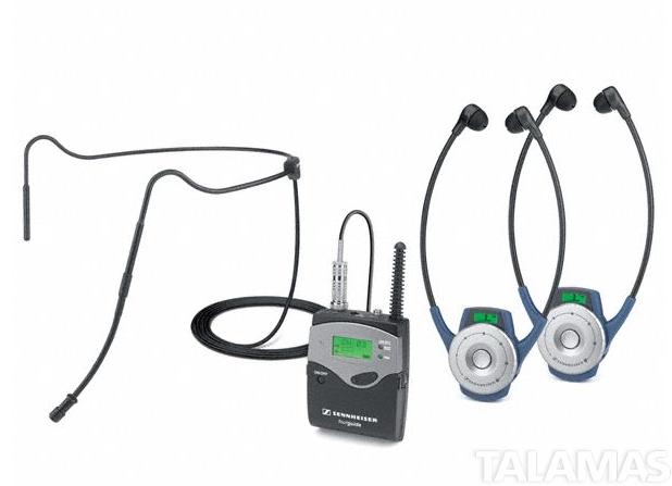 Sennheiser SK2020 Tourguide Bodypack Transmitter