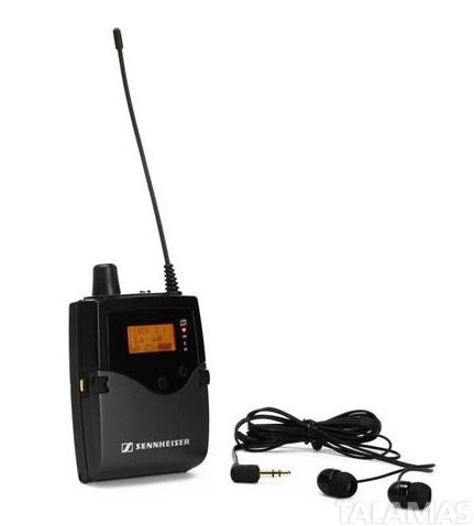 Sennheiser EK2000IEM Wireless Microphone Receiver Frequency