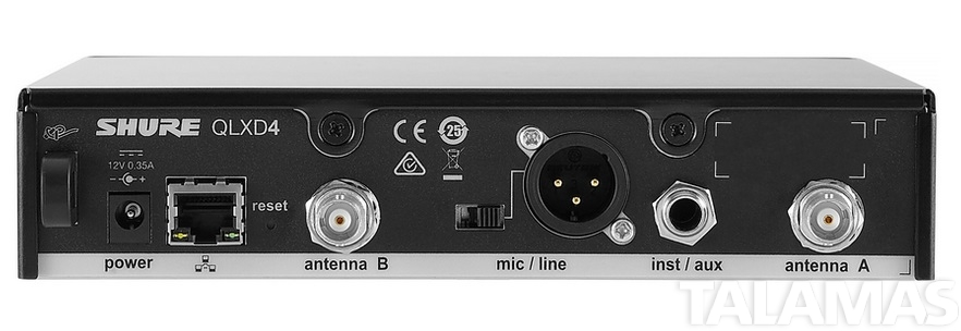 Shure QLXD Lavalier Microphone system