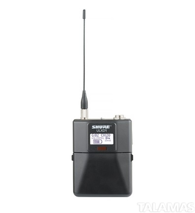 Shure ULXD1 Digital Wireless Bodypack Transmitter