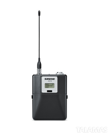Shure Axient AD1 Bodypack Transmitter