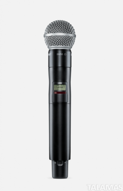 Shure Axient AD2/SM58 Handheld Transmitter