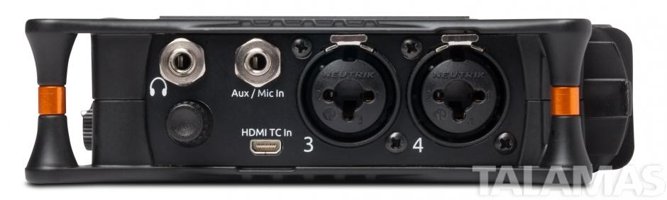 Sound Devices MixPre-6 Audio Recorder/Mixer Right