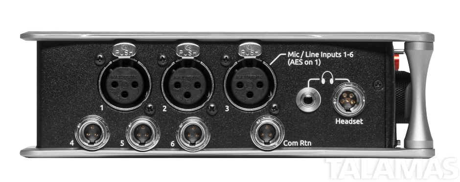 833 Mixer-Recorder