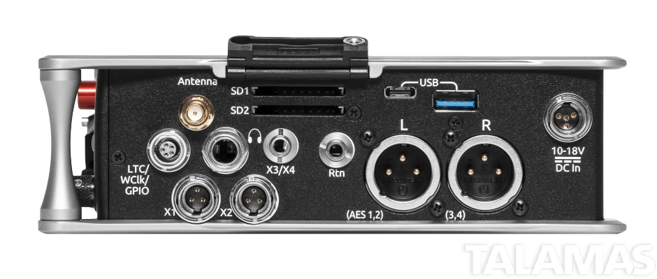 833 Mixer-Recorder side