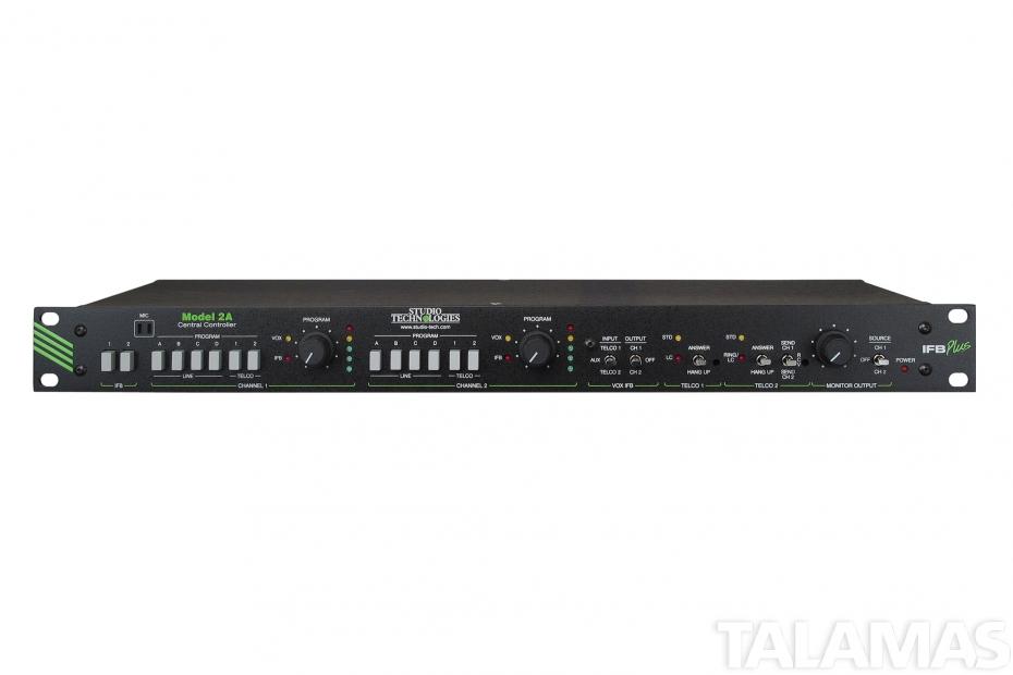 Studio Technologies IFB Plus Model 2A Central Controller