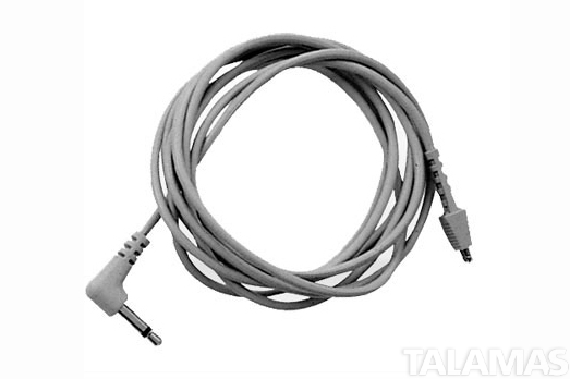 Telex CMT-92  Straight Cable With Right Angle 1/8