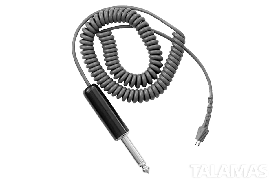 Telex CCT-2 Coiled Cable With 1/4