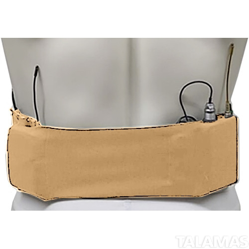 URSA Waist Double Pouch Medium Strap
