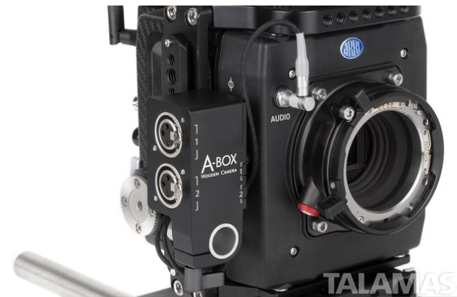 Wooden Camera - A-Box (Alexa Mini) close up
