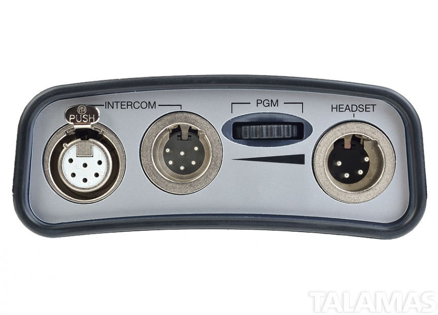 Clear-Com RS-702 Encore Two Channel Beltpack