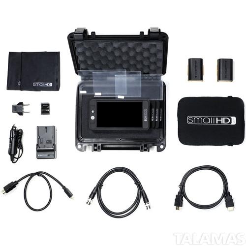 SmallHD 502 HDMI/SDI Field Monitor Kit with Accessories