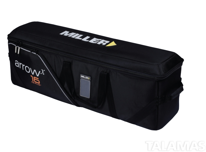 Miller System Arrowx 5 1-Stage AL w/Sprinter II Aluminum Tripod